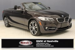 Used 2016 BMW 228i Convertible in Nashville