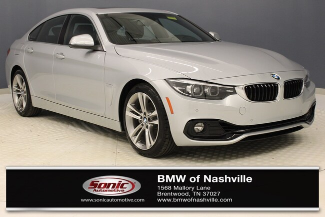 Certified Used 2019 BMW 430i Gran Coupe in Nashville
