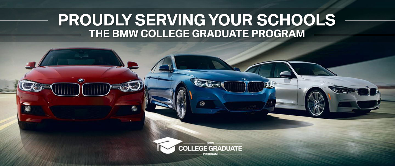 Bmw college graduate program