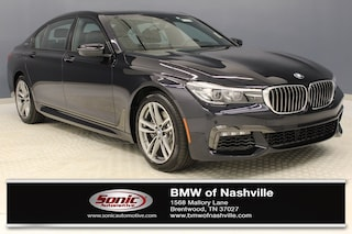 New 2019 BMW 740e xDrive iPerformance Sedan for sale in Brentwood, TN