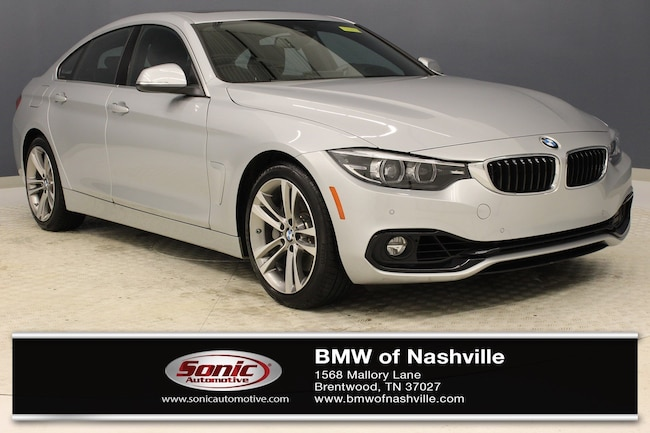 Certified Used 2019 BMW 440i Gran Coupe in Nashville