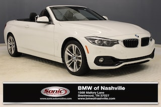 New 2019 BMW 430i 430i Convertible for sale in Brentwood, TN