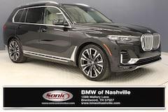 Used 2019 BMW X7 xDrive40i SUV in Nashville