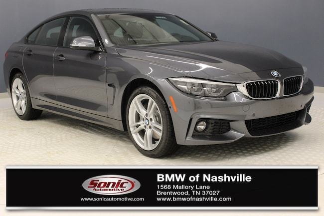 New 2019 BMW 430i xDrive Gran Coupe for sale in Brentwood, TN