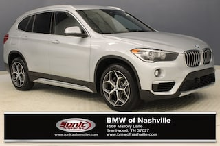 New 2019 BMW X1 sDrive28i SUV for sale in Brentwood, TN