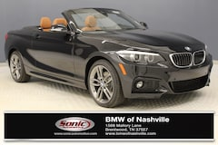New 2019 BMW 230i xDrive Convertible for sale in Brentwood, TN