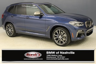 New 2019 BMW X3 M40i SAV for sale in Brentwood, TN