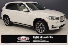New 2018 BMW X5 sDrive35i SAV for sale in Brentwood, TN