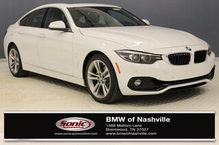 New 2019 BMW 430i 430i Gran Coupe for sale in Brentwood, TN