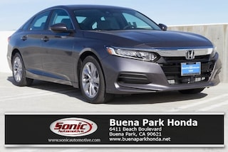 New 2020 Honda Accord LX 1.5T Sedan in Orange County