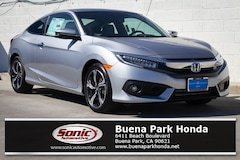 New 2018 Honda Civic Touring Coupe in Orange County