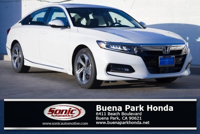New 2019 Honda Accord EX-L Sedan in Orange County