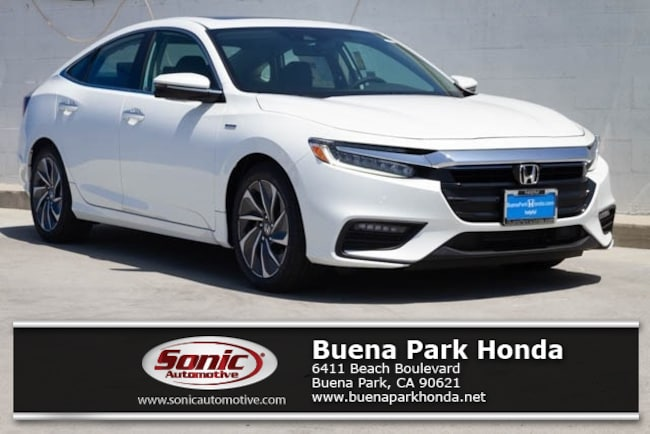 New 2019 Honda Insight Touring Sedan in Orange County