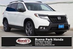 New 2019 Honda Passport Touring FWD SUV in Orange County