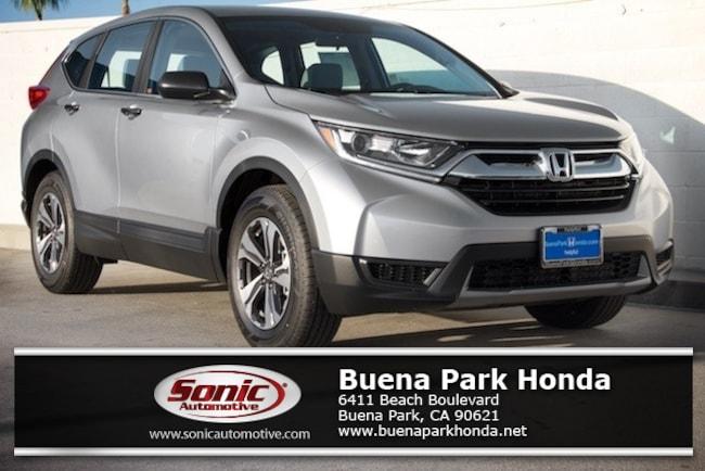 New 2020 Honda CR-V LX 2WD SUV in Orange County