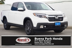 New 2019 Honda Ridgeline Sport FWD Truck Crew Cab in Orange County
