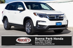 New 2019 Honda Pilot EX FWD SUV for sale in Orange County