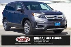 New 2019 Honda Pilot EX-L AWD SUV in Orange County