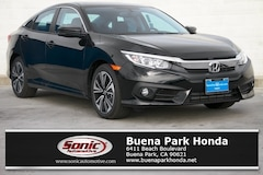 New 2018 Honda Civic EX-L Sedan for sale in Orange County
