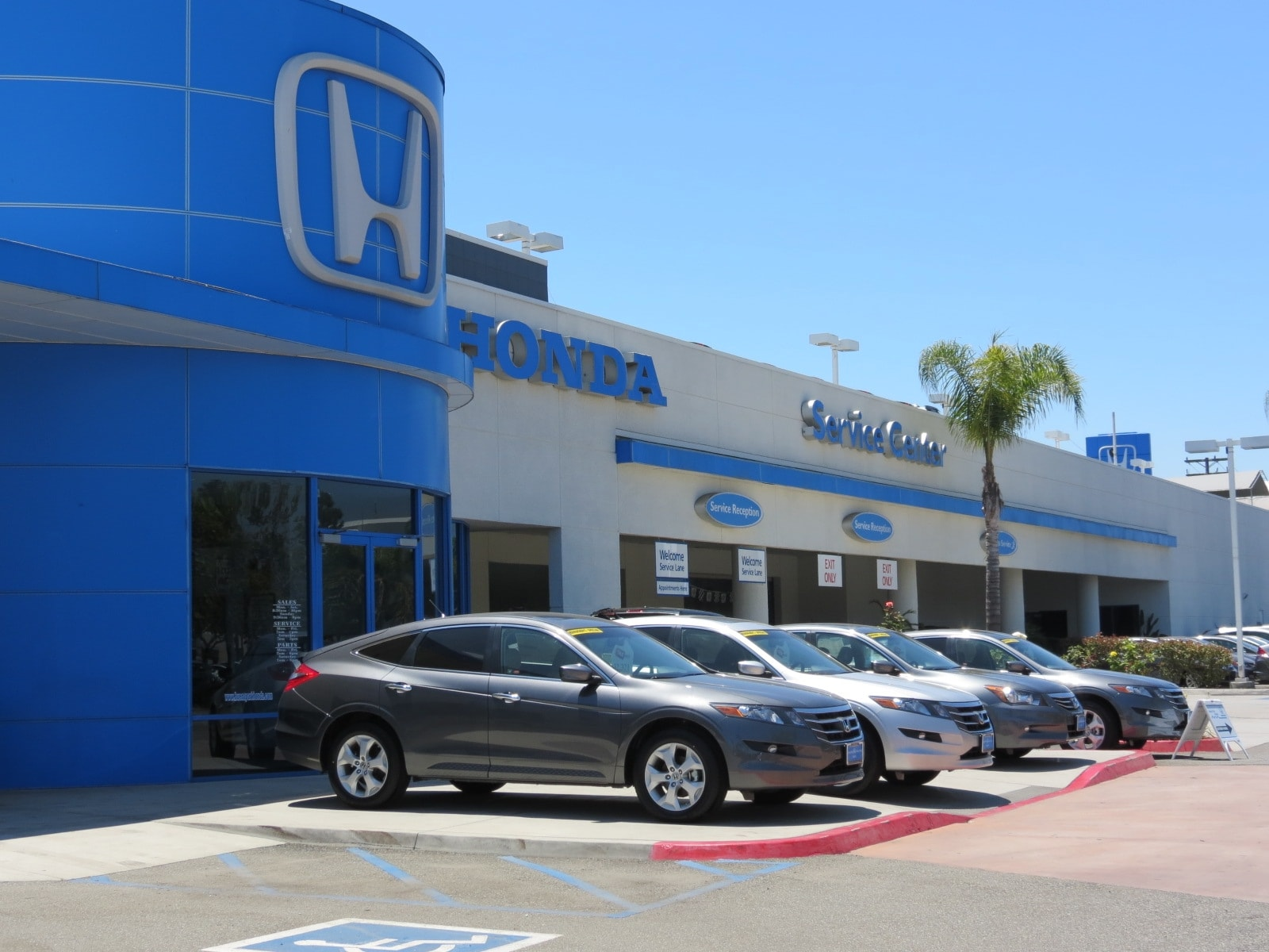 Honda Dealership Orange County >> Used Cars In Orange County Buena Park Honda