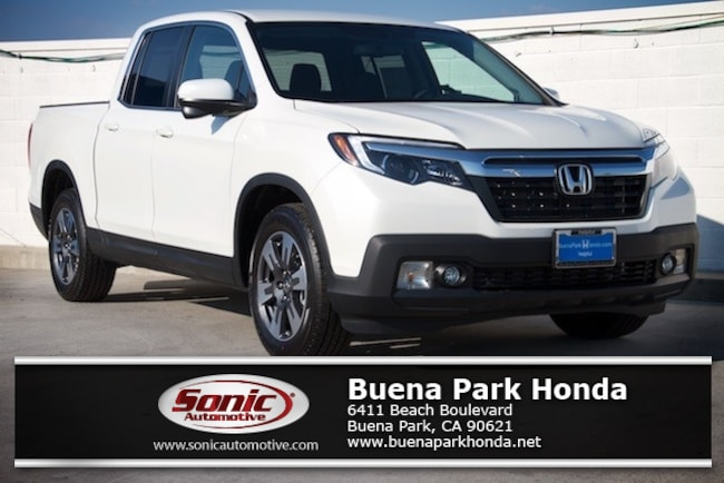 New 2019 Honda Ridgeline RTL-T FWD Truck Crew Cab in Orange County