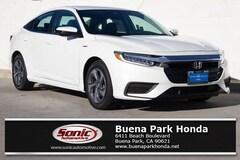New 2019 Honda Insight LX Sedan in Orange County