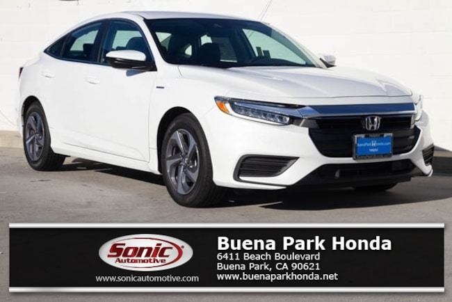 New 2019 Honda Insight LX Sedan in Orange County