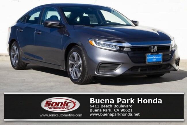 New 2019 Honda Insight EX Sedan in Orange County