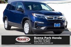 New 2019 Honda Pilot LX FWD SUV in Orange County