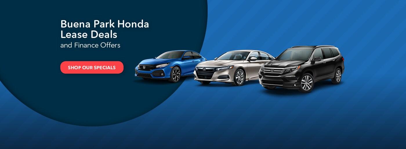 Buena Park Honda Dealer