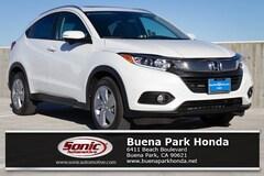 New 2019 Honda HR-V EX 2WD SUV in Orange County