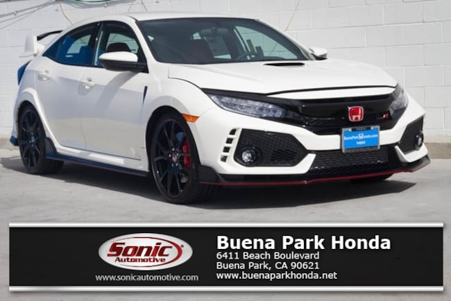 New 2019 Honda Civic Type R Touring Hatchback in Orange County