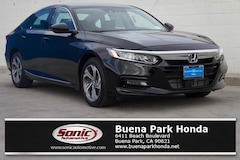 New 2020 Honda Accord EX 1.5T Sedan for sale in Orange County