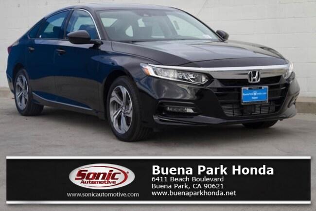 New 2020 Honda Accord EX 1.5T Sedan in Orange County