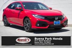 New 2019 Honda Civic Sport Touring Hatchback for sale in Orange County
