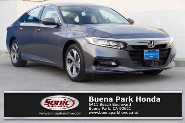 New 2019 Honda Accord EX Sedan in Orange County
