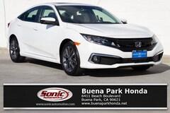 New 2019 Honda Civic EX Sedan for sale in Orange County