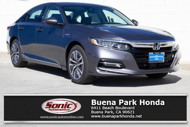 New 2019 Honda Accord Hybrid EX Sedan in Orange County