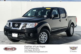 Used 2018 Nissan Frontier SV Truck Crew Cab near San Diego