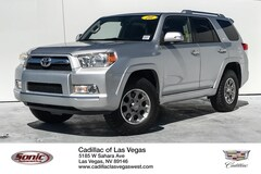 Used 2010 Toyota 4Runner Limited V6 SUV for sale in Orange County