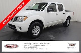 Used 2018 Nissan Frontier SV Truck Crew Cab in Fort Myers