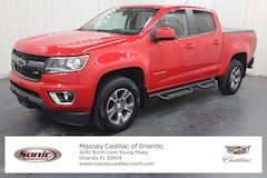 Used 2016 Chevrolet Colorado Z71 Truck Crew Cab for sale in Clearwater