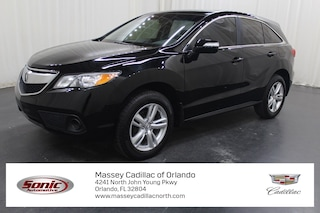 Used 2015 Acura RDX Base (A6) SUV in Fort Myers