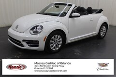 Used 2018 Volkswagen Beetle 2.0T S Convertible for sale in Clearwater