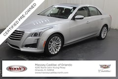 2018 CADILLAC CTS 3.6L Premium Luxury Sedan