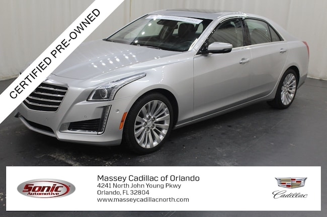 Cadillac Fort Myers >> Certified Used 2018 Cadillac Cts For Sale In Fort Myers Fl