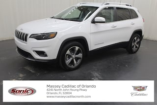 Used 2019 Jeep Cherokee Limited FWD SUV in Fort Myers