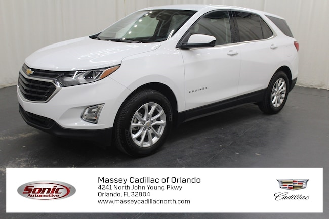 used 2019 chevrolet equinox lt w 1lt suv for sale in fort myers fl