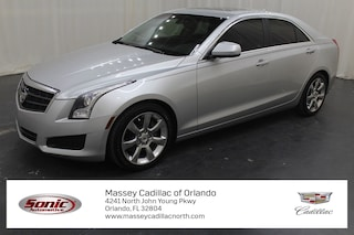Used 2014 CADILLAC ATS 2.0L Turbo Sedan in Fort Myers