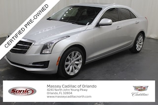 Used 2017 CADILLAC ATS 2.0L Turbo Sedan in Fort Myers
